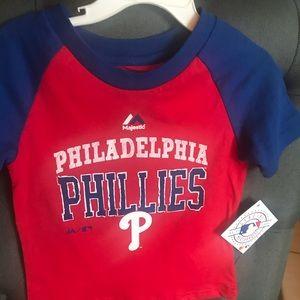 Shirts   Tops - Toddler Phillies T-shirt bf6de203d5e